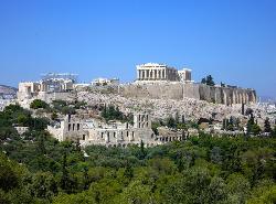 Revelion Atena avion