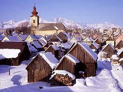 Ski Tatranska Strba