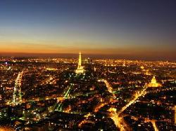 Revelion Paris 10 zile