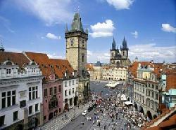 Circuit Praga 9 zile