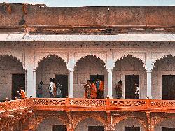 Revelion India ,circuit Delphi Agra si Jaipur