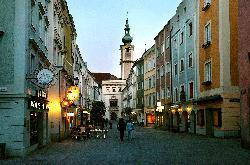 Shopping Linz