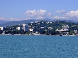 Circuit Soci - Yalta - Odesa - Chisinau + sejur Soci 14 zile