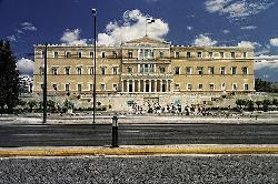 Craciun la Atena