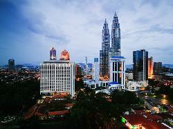 Revelion Singapore si Malaysia