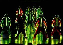 MICHAEL JACKSON - THE IMMORTAL WORLD TOUR