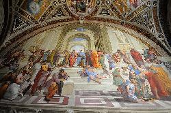 Paste Catolic la Roma