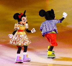 Disney on Ice si program de Revelion la Londra