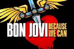 Concert Bon Jovi la Londra: Because We Can Tour
