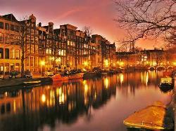 Vacanta la Amsterdam