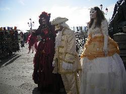 Last minute Carnaval la Venetia