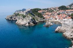 Paste la Dubrovnik autocar
