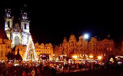 Revelion Praga individual