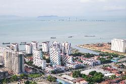 Revelion Insula Penang si circuit Malaysia si Singapore