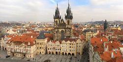 Paste Praga & Capitalele Imperiale
