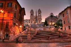8 Martie la Roma