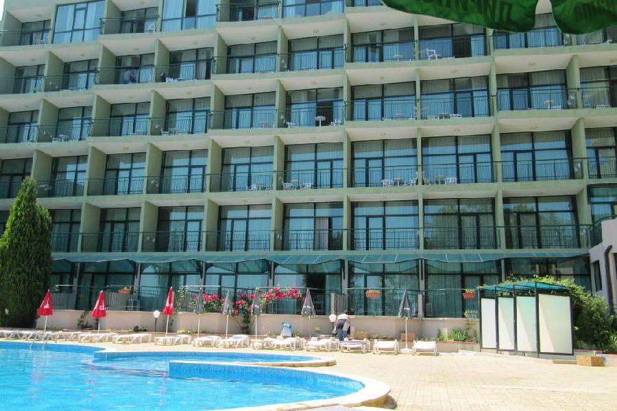 HOTEL PALM BEACH 4* / Nisipurile de Aur - Vara
