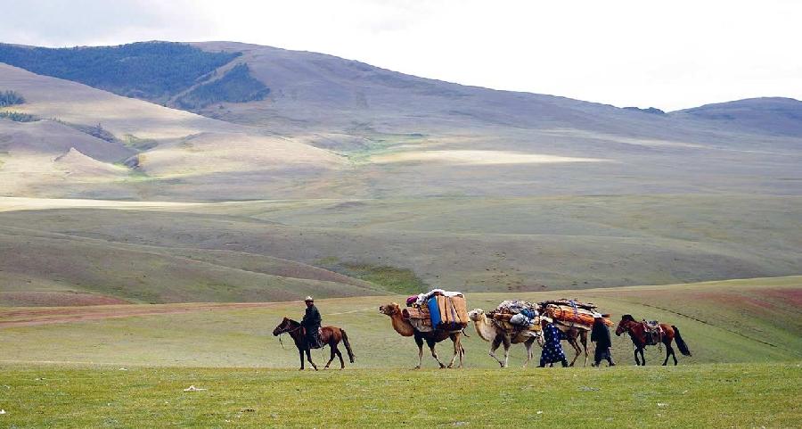 Circuit Mongolia 2019  - Taramuri neschimbate de milenii