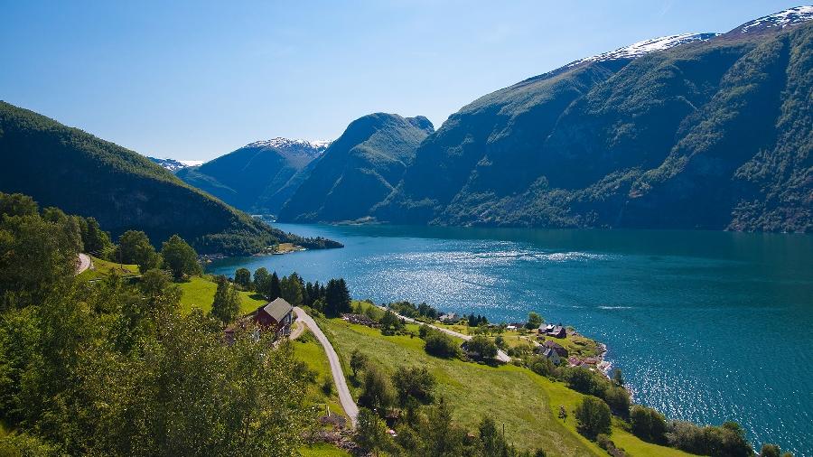 Circuit Norvegia - Voiaj printre fiorduri