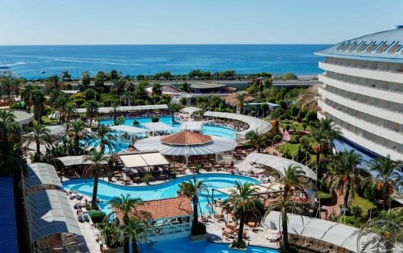 Crystal Admiral Resort Suites & Spa 5 stele, vacanta Side, Antalya, Turcia