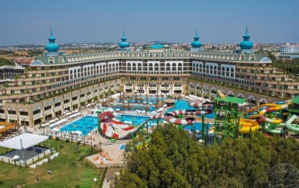 Crystal Sunset Luxury Resort & Spa 5 stele, vacanta Side, Antalya, Turcia
