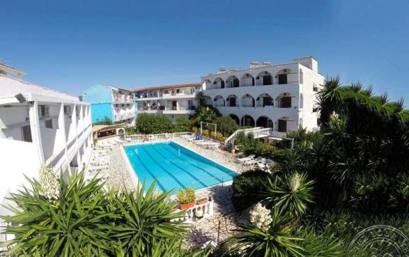 Gouvia Hotel 3 stele , vacanta Corfu , Grecia