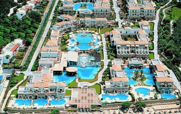 Hotel Aldemar Royal Mare Luxury Resort & Thalasso 5 stele,vacanta Heraklion, Creta, Grecia
