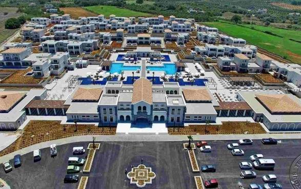 Hotel Anemos Luxury Grand Resort 5 stele, vacanta Chania, Creta, Grecia