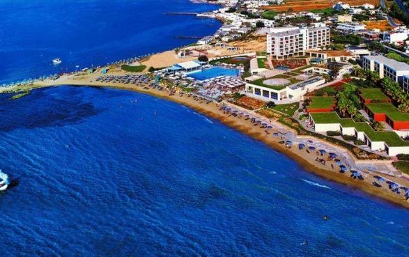 Hotel Arina Beach Resort 4 stele + vacanta Heraklion, Creta, Grecia