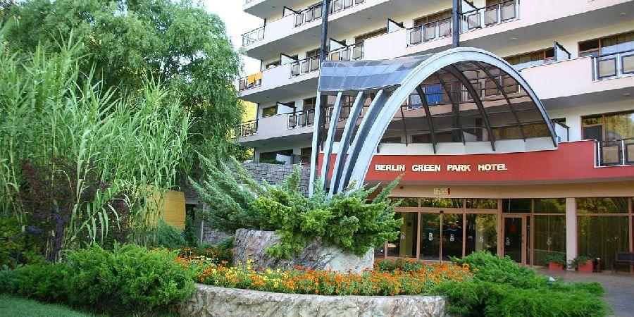 HOTEL BERLIN GREEN PARK 4* / Nisipurile de Aur - Vara