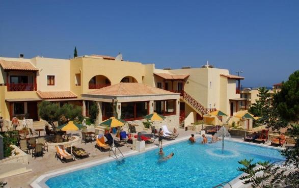 Hotel Cactus Beach 4 stele, vacanta Heraklion Creta, Grecia