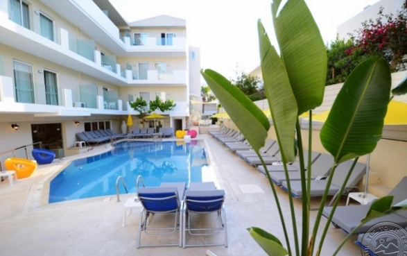 Hotel Dimitrios Beach 4 stele, vacanta Rethymno, Creta, Grecia