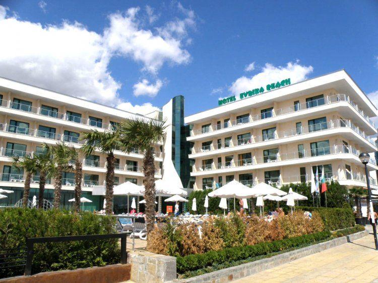 HOTEL DIT EVRIKA BEACH CLUB 4* / Sunny Beach