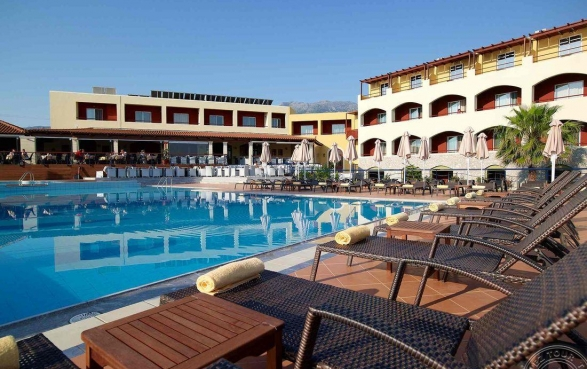 Hotel Eliros Mare 4 stele, vacanta Chania, Creta, Grecia