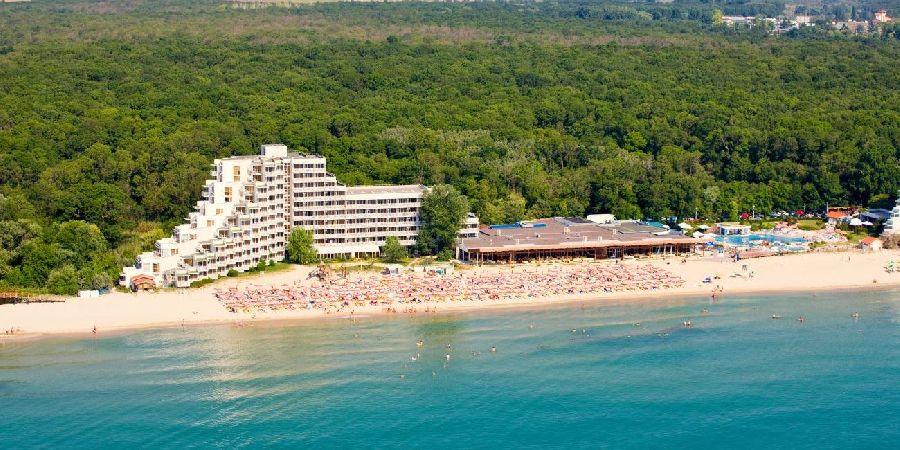 HOTEL GERGANA 4* / Albena - Vara