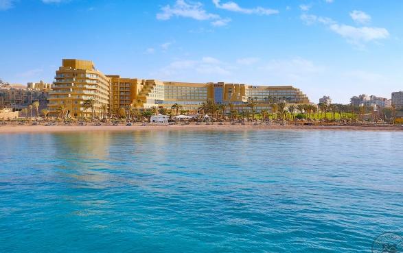 Hotel Hilton Plaza 5 stele, vacanta Hurghada, Egipt