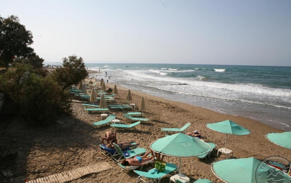 Hotel Jo An Beach 4 stele , vacanta Rethymno, Creta, Grecia