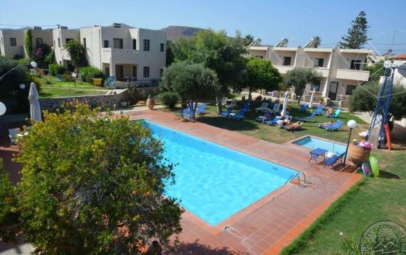Hotel Kritzas Beach Bungalowas & Suites 4 stele, vacanta Heraklion, Creta, Grecia
