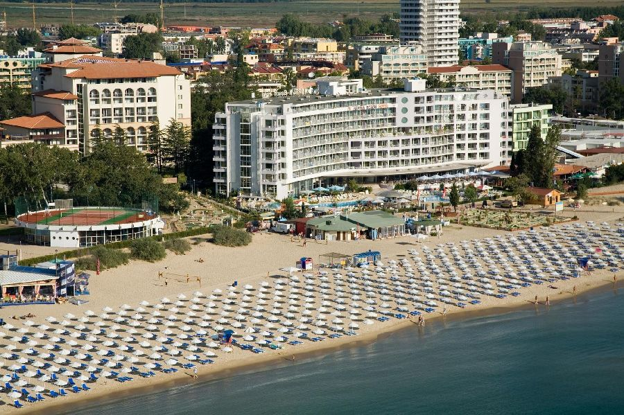 HOTEL LTI NEPTUN BEACH 4* / Sunny Beach