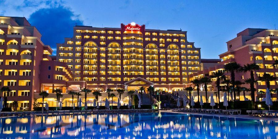 HOTEL MAJESTIC 4* / Sunny Beach