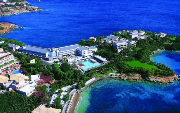 Hotel Out of the Blue Capsis Elite Resort 5 stele deluxe, vacanta Heraklion, Creta, Grecia