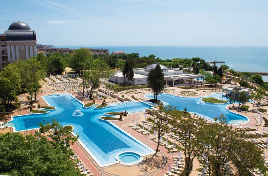 HOTEL RIU HELIOS PARADISE 4* Sunny Beach - Vara