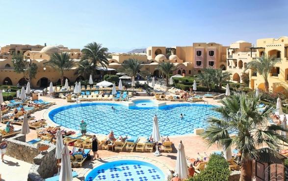 Hotel The Three Corners Rihana Resort 4 stele El Gouna, vacanta Hurghada, Egipt