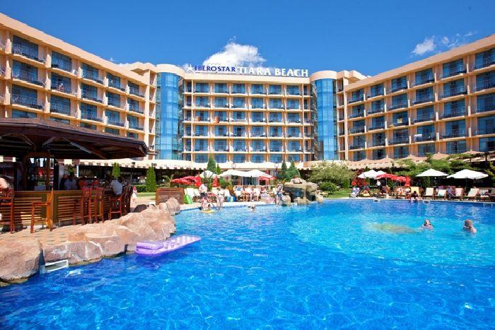 HOTEL TIARA BEACH 4* / Sunny Beach
