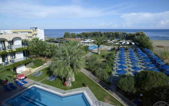 Malia Bay Beach Hotel & Bungalows 4 stele, vacanta Heraklion, Creta, Grecia