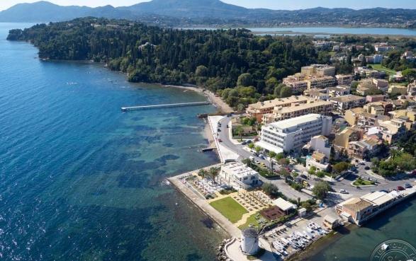 Mayor Mon Repos Palace Art Hotel 4 stele, vacanta Corfu, Grecia