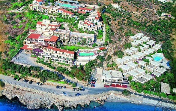 Miramare Resort & Spa Luxury Villas 4 stele, vacanta Lasithi, Creta, Grecia