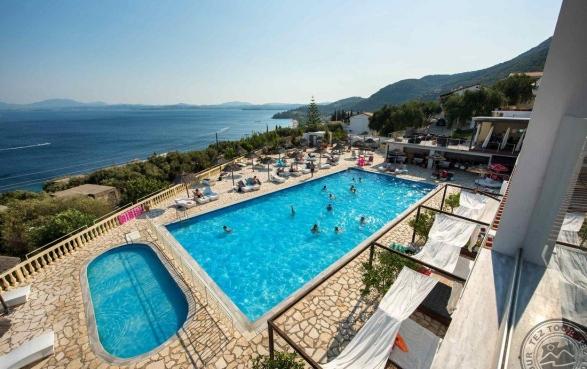 Pantokrator Hotel 3 stele, vacanta Corfu, Grecia