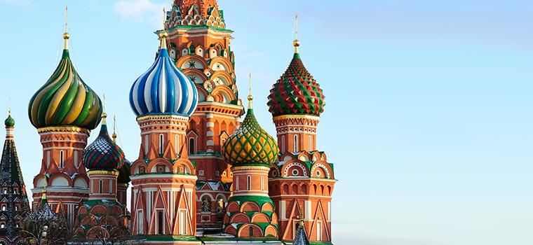 Rusia SANKT PETERSBURG SI MOSCOVA