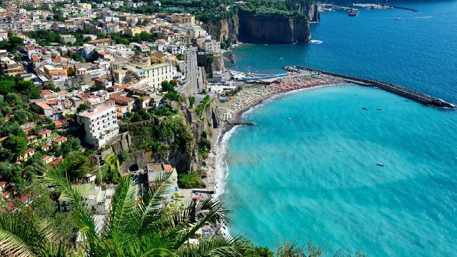 Sejur Sorrento, Coasta Amalfitana - charter Napoli